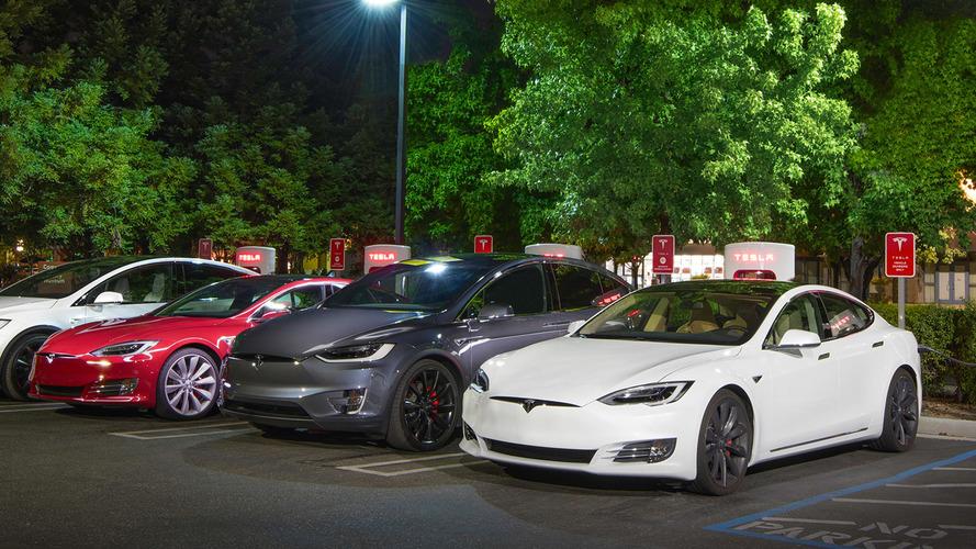 Tesla's latest Easter Egg enables hypercar-like sprints
