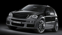 Brabus Widestar Based on Mercedes ML 63