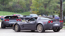 2014 Chevrolet Corvette C7 caught undergoing testing [video]