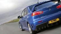 Mitsubishi Evo not dead - just getting neutered?
