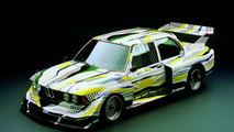 Roy Lichtenstein (USA) 1977 BMW 320I Group 5 Race Version art car - 1600