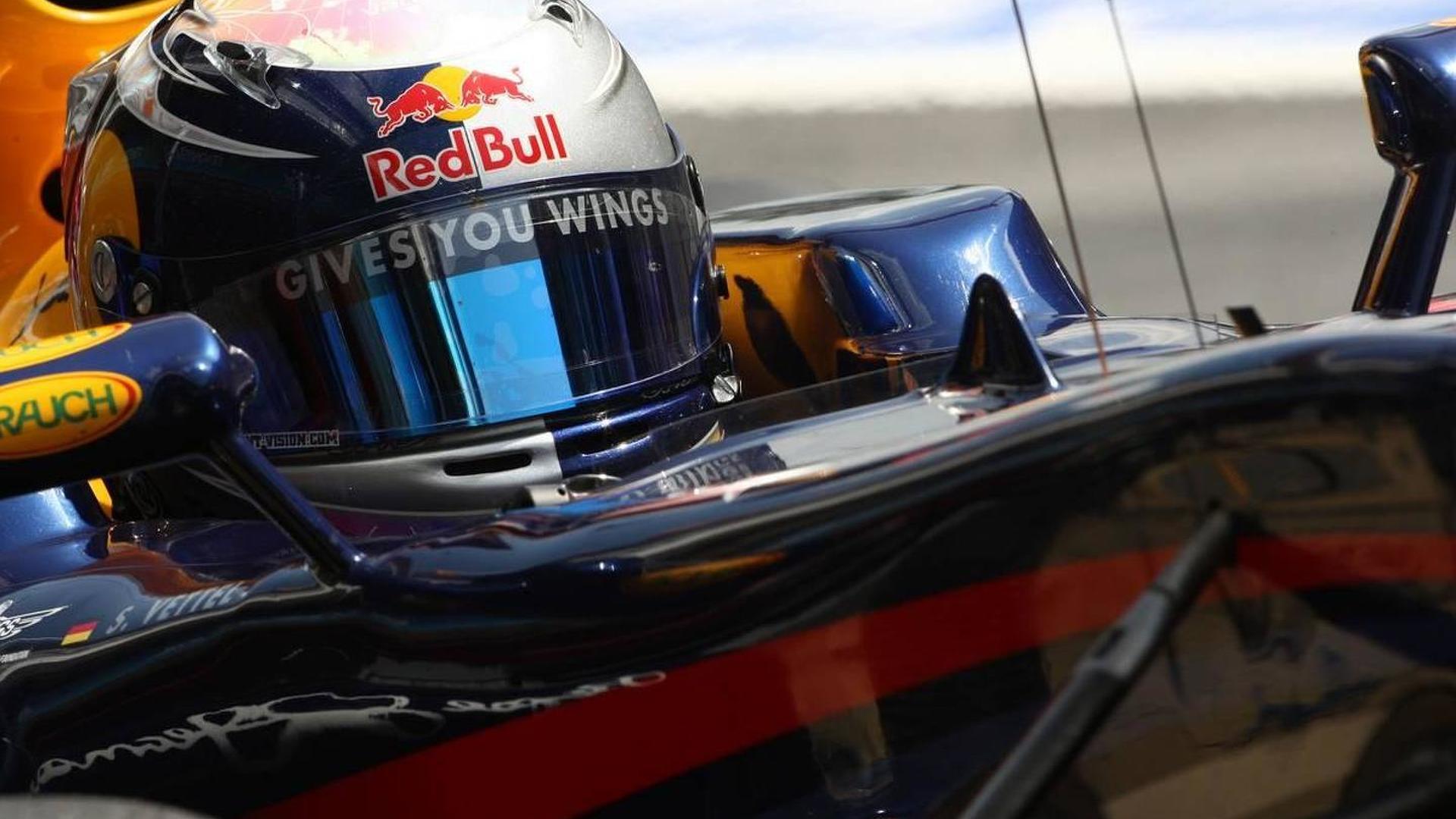 Red Bull's pace 'frightening' - Schumacher