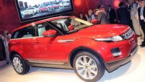 Range Rover Evoque - 2010 Los Angeles Auto Show