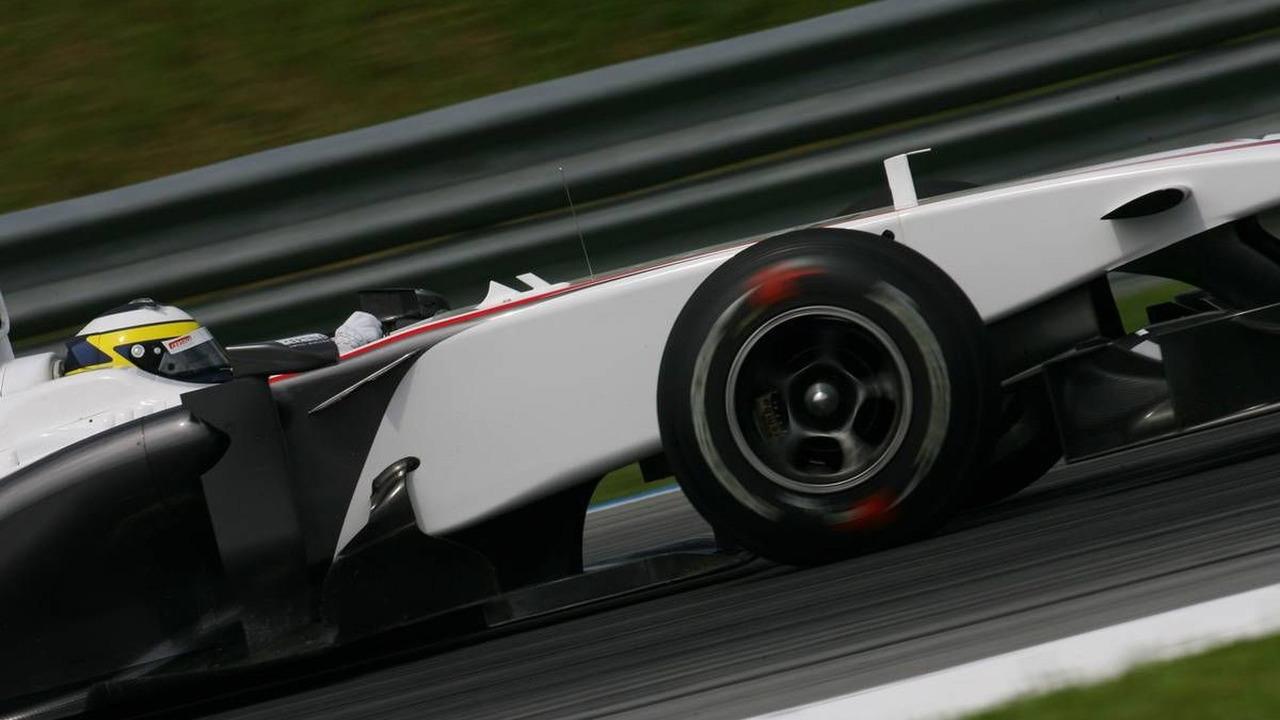 Pedro de la Rosa (ESP), BMW Sauber F1 Team - Formula 1 World Championship, Rd 3, Malaysian Grand Prix, Friday Practice