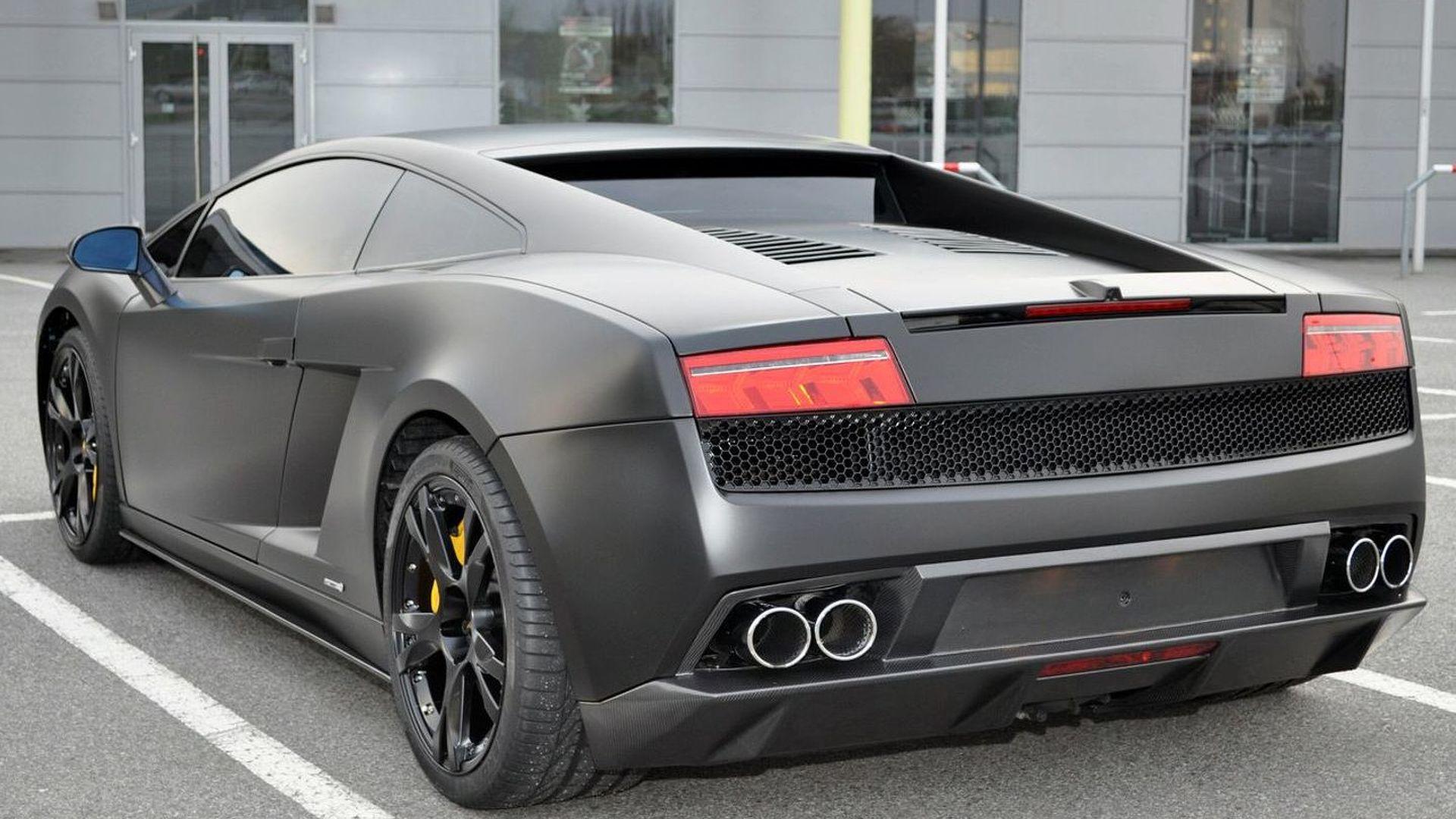 Lamborghini Gallardo LP 560-4 by ENCO Exclusive