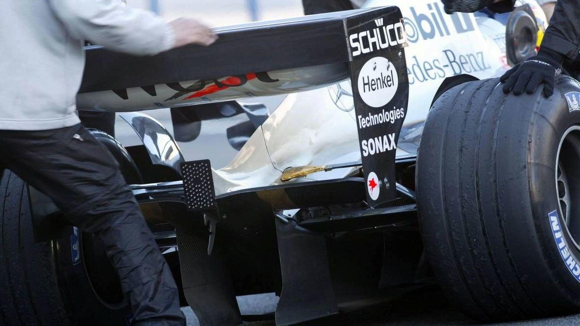 Mercedes sponsor deal ends in dispute
