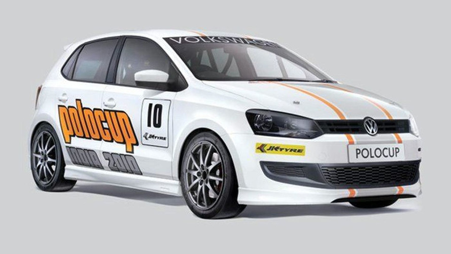 VW Polo Revealed for India Along with Polo Cup Race Version