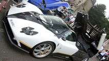 Pagani Zonda PS - one of a kind