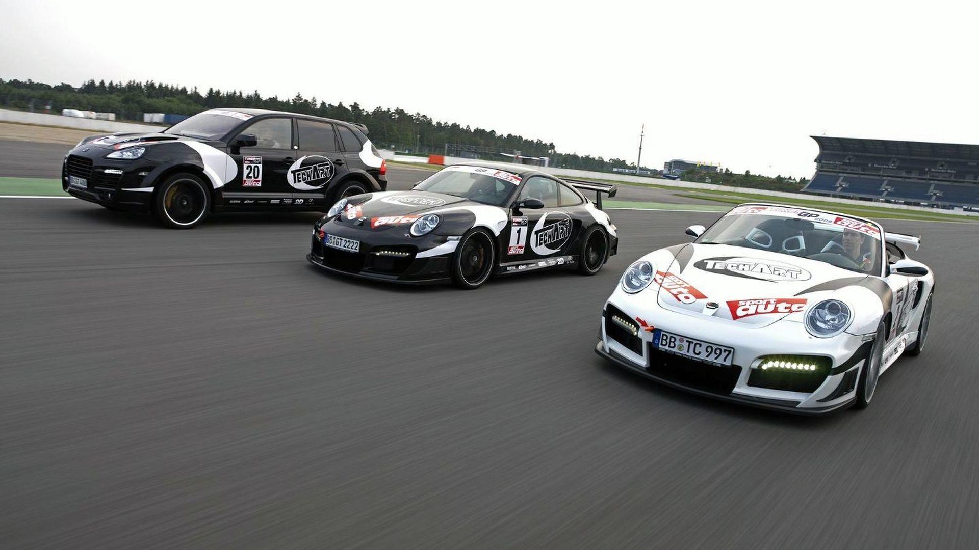 TechArt wins Sport Auto's Tuner Grand Prix 2009