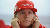Raikkonen plays down Mercedes reports