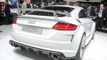 Audi TT Quattro Sport Concept surprises Geneva crowd with 420 HP