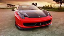 DMC unveils the Ferrari 458 Spider Elegante