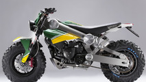 Caterham launches motorcycle division with three products