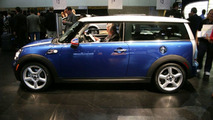 MINI Clubman at Los Angeles Motor Show