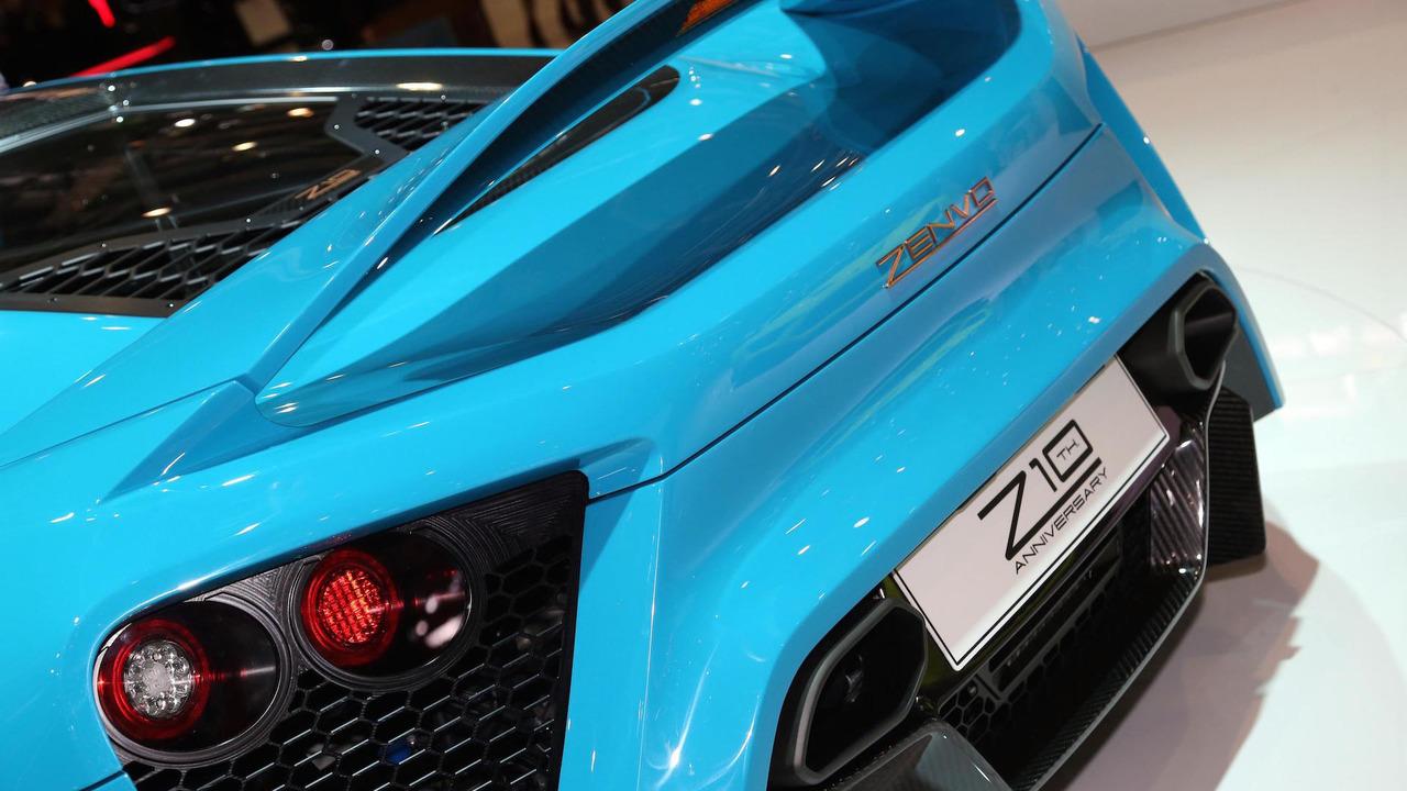 Zenvo TS1 GT Geneva