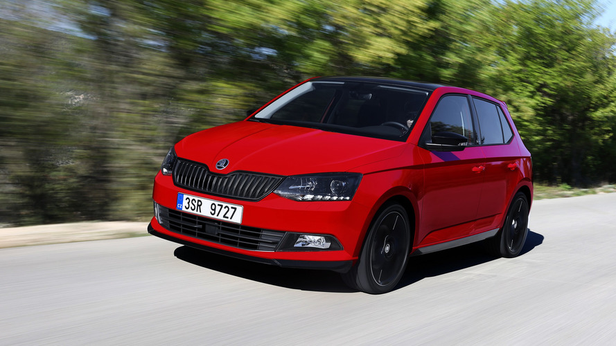 Skoda Fabia receives 1.0-liter three-cylinder turbo engine with 110 hp