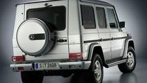 Mercedes G-Class Facelift