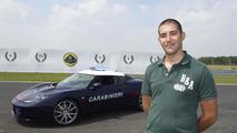Lotus Evora S police car - 21.7.2011