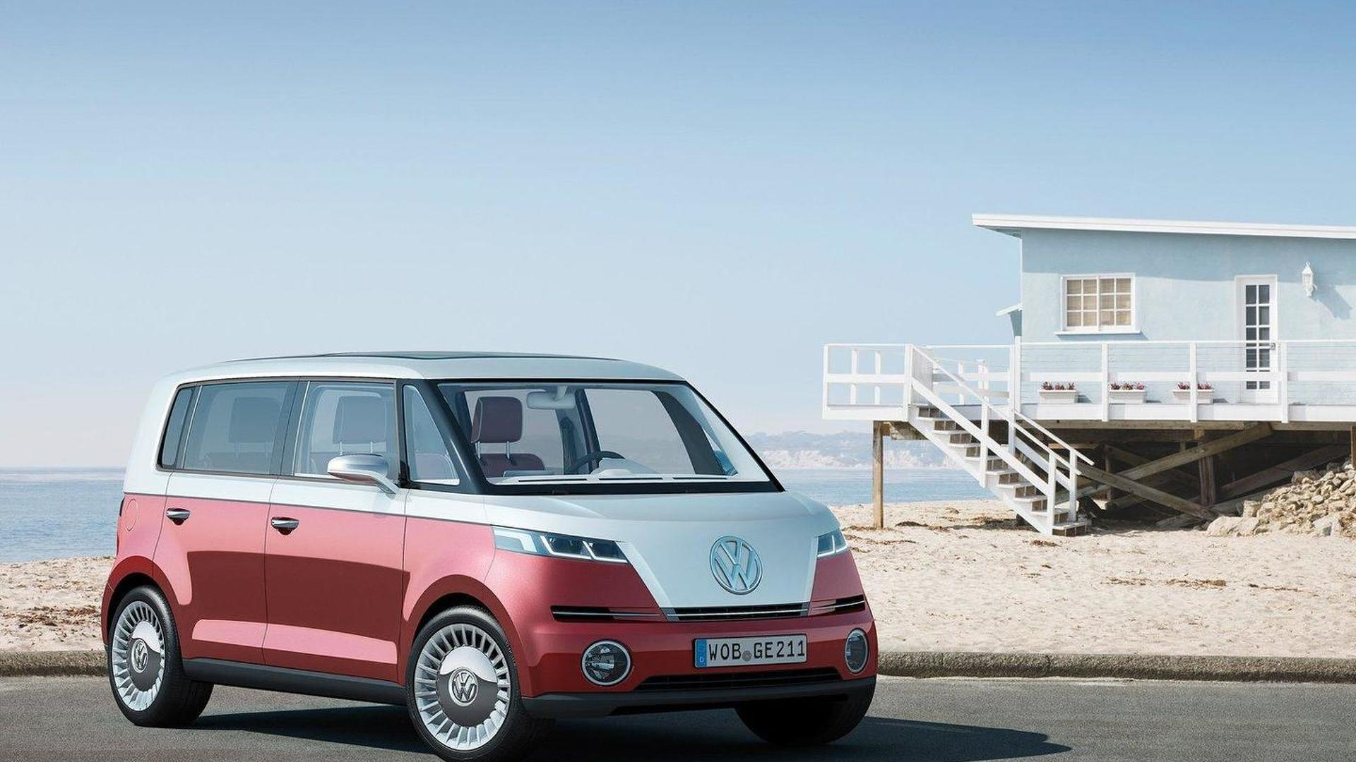 VW Microbus concept rumored for CES