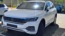 Voici le nouveau Volkswagen Touareg avant l'heure