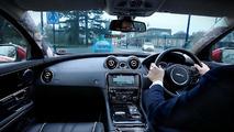 Transparent pillar technology previewed by Jaguar Land Rover [video]