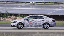 2016 Buick Verano spy photo