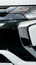2016 Mitsubishi Outlander PHEV facelift
