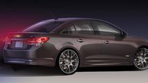 Chevrolet Cruze Upscale concept for SEMA 22.10.2012