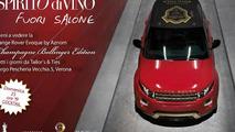 Range Rover Evoque Bollinger by Aznom [video]