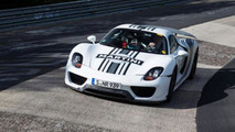 Porsche 918 Spyder will weigh 1,700 kg, new details available