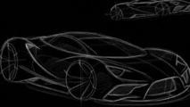 Eterniti supercar sketch, 824, 16.12.2011