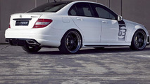 Mercedes C63 White Edition by KICHERER - 15.12.2011