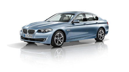 BMW ActiveHybrid 5 will debut in Tokyo