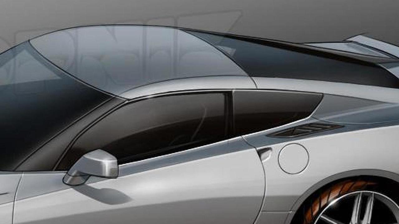 2015 Corvette ZR1 Rendering - 15.11.2011