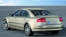 Audi A8 Facelift Revealed
