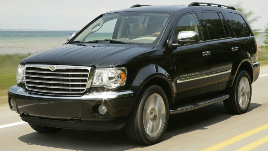 Chrysler seven-seat crossover due in 2017, will be larger than the Dodge Durango