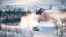 Rebellion R2K drifting in Sweden