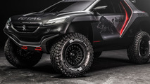 Peugeot details 2008 DKR, packs 340 bhp V6 twin-turbo diesel engine [video]