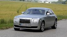2014 Rolls-Royce Ghost facelift spy photo 16.07.2013