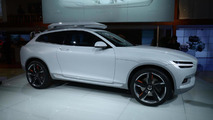 Volvo Concept XC Coupe live in Detroit