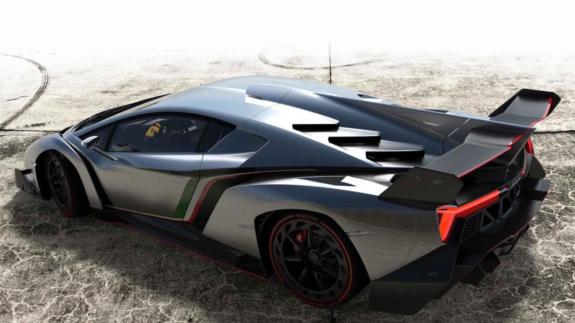 [OFFICIAL PHOTOS ADDED] Lamborghini Veneno hypercar leaked prior to Geneva debut