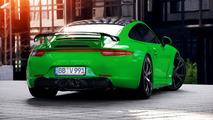 TechArt Porsche 911 Carrera 4S revealed