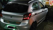 Ford Ka Trail 2018 flagra