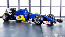 Sauber presents its 2016 F1 challenger