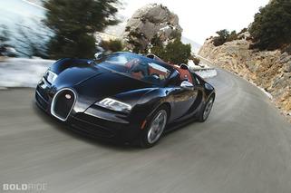 Top 5 Bugatti Cars Ever Made