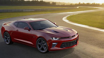 2016 Chevrolet Camaro makes a surprise appearance at Goodwood