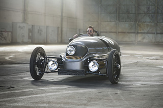 Morgan Shocks the World With Electric 3 Wheeler Concept