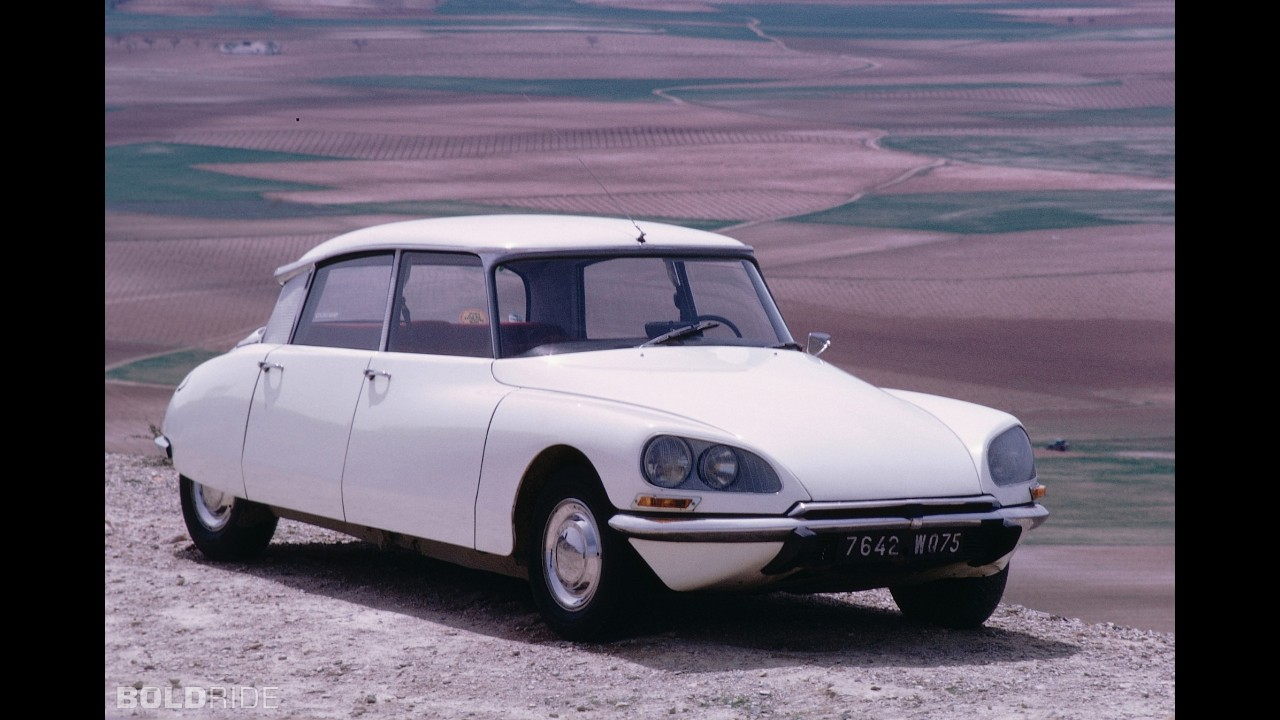 Citroen DS 21 Berline