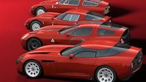 Zagato TZ3 Stradale 28.04.2011