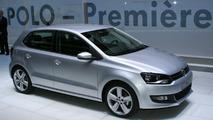 VW Polo MkV at Geneva